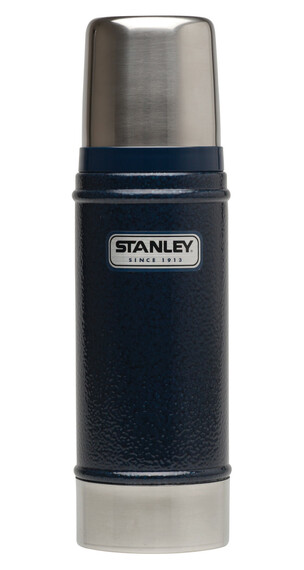Stanley Classic - Gourde - 470ml bleu/argent